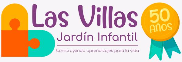 Logo Jardín infantil las villas 50 años de Experiencia