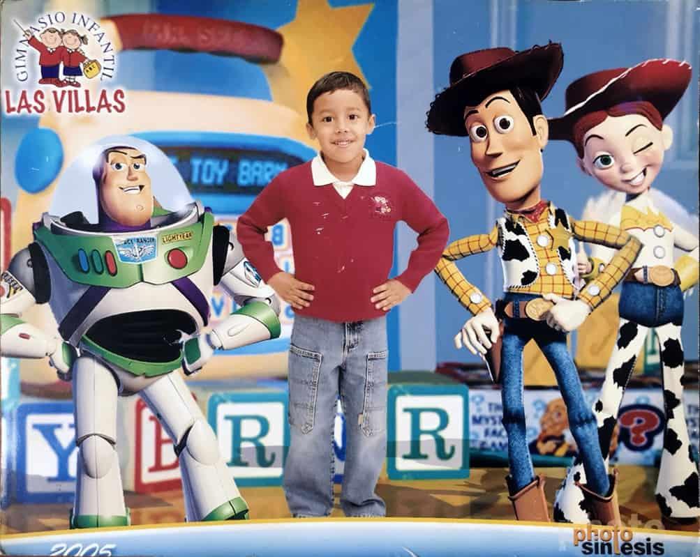 Exalumnos Sebastian, Nicolas y Felipe López Lizarazo